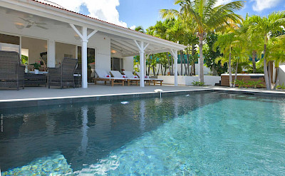 Vacation Rental St Barthelemy WV KRL Villa E St Barts Villa KRLpol Desktop