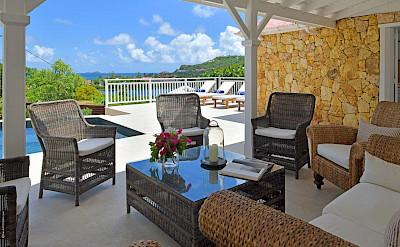 Vacation Rental St Barthelemy WV KRL Villa E St Barts Villa KRLter Desktop