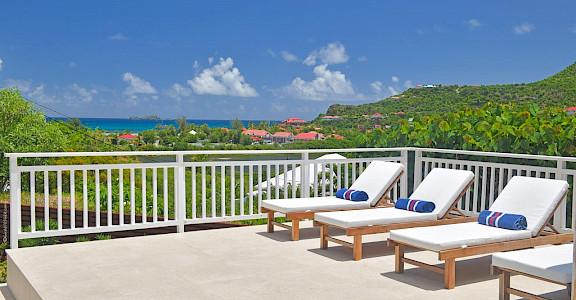 Vacation Rental St Barthelemy WV KRL Villa E St Barts Villa KRLviw Desktop