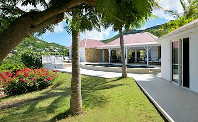 Vacation Rental St Barthelemy WV KRL Villa E St Barts Villa KRLyar Desktop