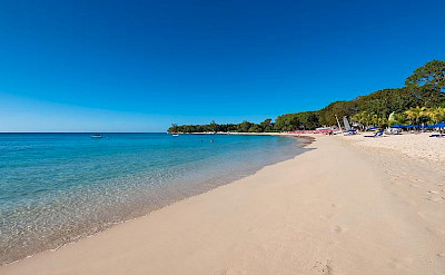 Sandy Lane Owners Beach Mar Club Beach