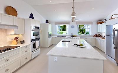 Sandy Lane Dec Kitchen