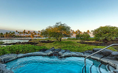 Kolea Hot Tub View 1