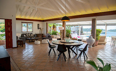 Vacation Rental St Barthelemy WV DOR Villa L Abricotier St Barts Villa DORdin Desktop