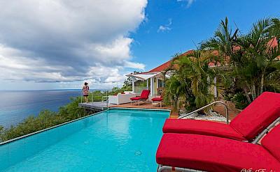 Vacation Rental St Barthelemy WV CLO Villa L Enclos St Barts Villa CLOpol Desktop