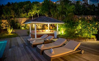Vacation Rental St Barthelemy WV CAR Villa St Barts Villa CARdek Desktop