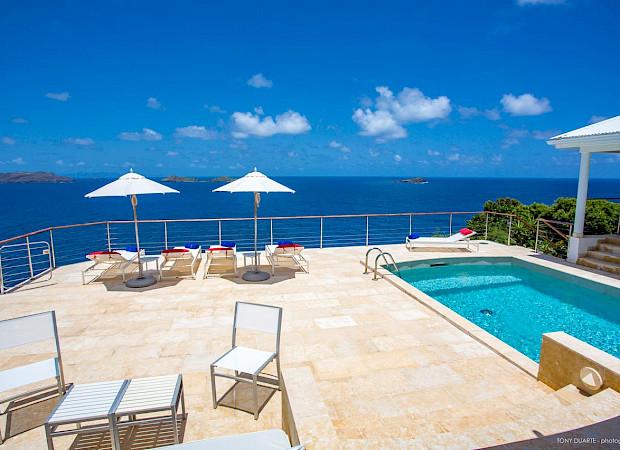 Vacation Rental St Barthelemy WV DAY Villa St Barts Villa Daypol Desktop