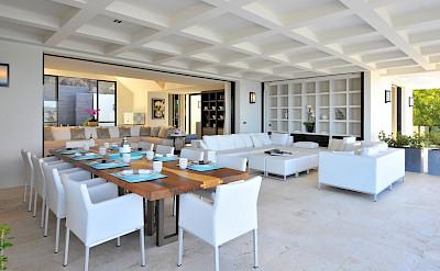 Vacation Rental St Barthelemy WV LPS Villa St Barts Villa Lpsdin Desktop