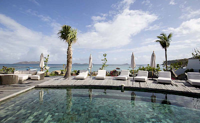 Eden Rock Villa Rental Pool View
