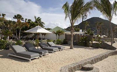 Eden Rock Villa Rental Beach 1