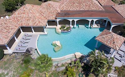La+Salamandre 1 Aerial Pool