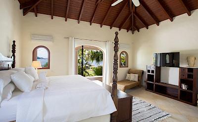 La+Salamandre 1 Master+Bedroom