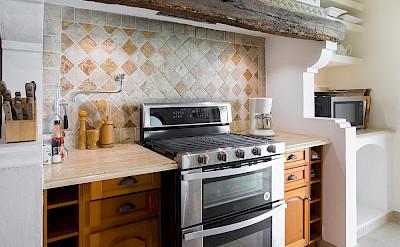 La+Salamandre 1 Kitchen Stove