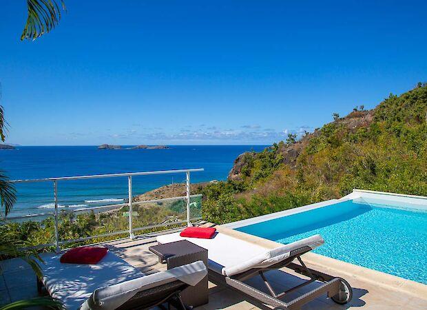 Vacation Rental St Barthelemy WV TOR Villa St Barts Villa TORpat Desktop