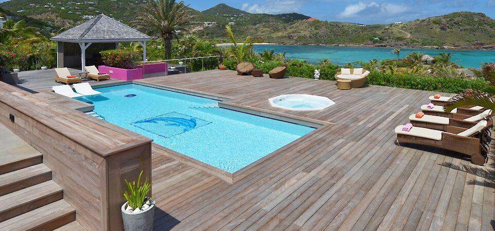 Vacation Rental St Barthelemy WV SUN Villa St Barts Villa Sunpol Desktop