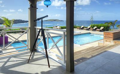 Vacation Rental St Barthelemy WV SUN Villa St Barts Villa Sundek Desktop
