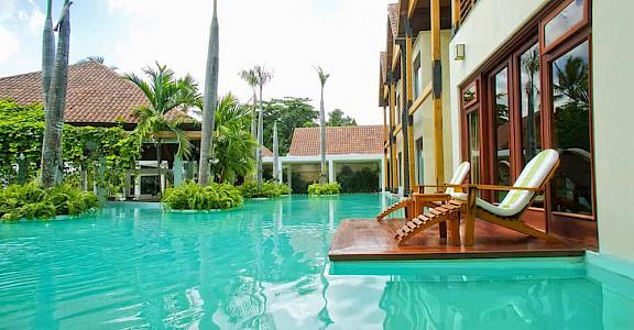 Bdroom Oceanfront Villa La Laguna Del Mar 4
