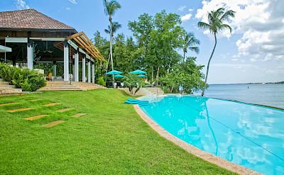 Bdroom Oceanfront Villa La Laguna Del Mar 8