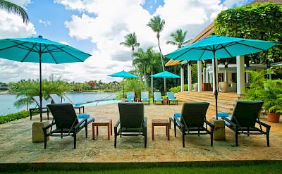 Bdroom Oceanfront Villa La Laguna Del Mar 5