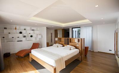 Villa Eden Rock Villa Rental Bedroom 2 Larent Benoit