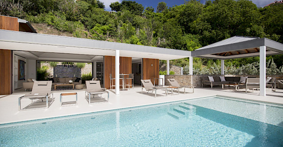 Villa Eden Rock Villa Rental Pool Larent Benoit
