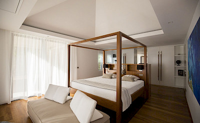 Villa Eden Rock Villa Rental Bedroom 1 Larent Benoit 5