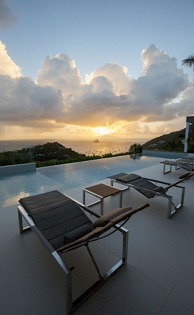 Villa Eden Rock Villa Rental Sunset Larent Benoit 2