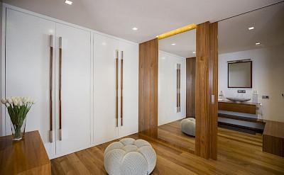 Villa Eden Rock Villa Rental Bedroom 3 Larent Benoit