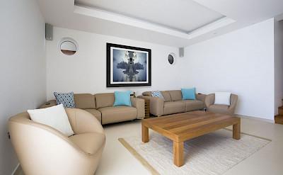 Villa Eden Rock Villa Rental Living Room Larent Benoit