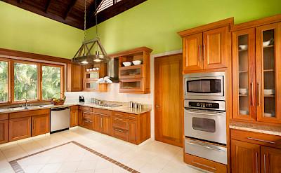 Casa De Campo Villa Las Fuentes Kitchen