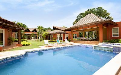 Casa De Campo Villa Las Fuentes Pool