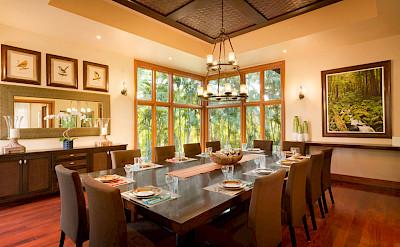 Casa De Campo Villa Las Fuentes Dining Room