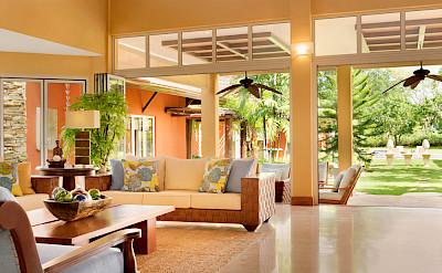 Casa De Campo Villa Las Fuentes Living Room