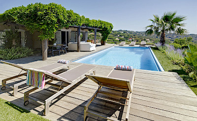 Pool House D