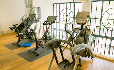 Mas Des Poiriers Fitness Room C Oliver Fly Graphy 2