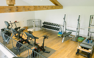 Mas Des Poiriers Fitness Room C Oliver Fly Graphy 6