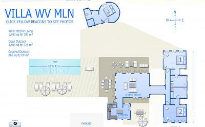 Vacation Rental St Barthelemy WV MLN Villa St Barts Villa MLNico Desktop