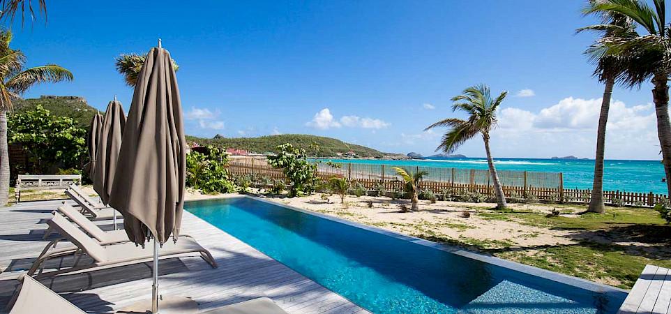 Vacation Rental St Barthelemy WV MLN Villa St Barts Villa MLNpol Desktop