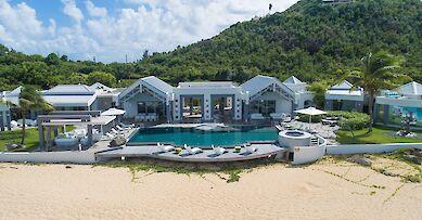 St. Martin villa rentals