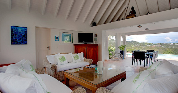 Vacation Rental St Barthelemy WV ROC Villa St Barts Villa Rocliv Desktop