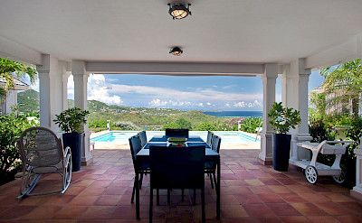 Vacation Rental St Barthelemy WV ROC Villa St Barts Villa Rocdin Desktop