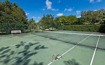 Leamington Pavilion Nov Tennis