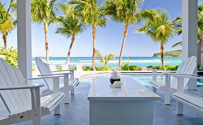 Vacation Rental St Barthelemy WV BAS Villa St Barts Villa Basdek Desktop