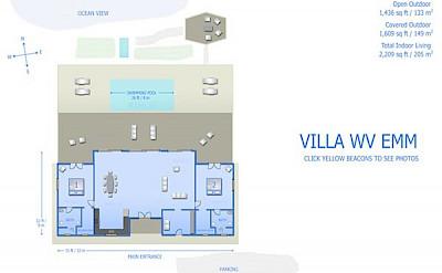Vacation Rental St Barthelemy WV EMM Villa LesJardinsd Emmanuel St Barts Villa Emmico Desktop