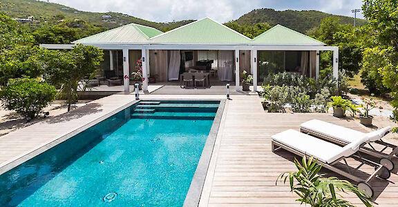 Vacation Rental St Barthelemy WV SAB Villa St Barts Villa Sabext Desktop