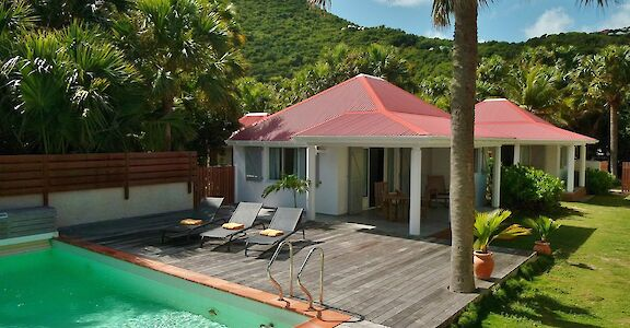 Vacation Rental St Barthelemy WV CHL Villa St Barts Villa Chlpol Desktop