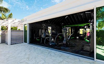Gym Exterior