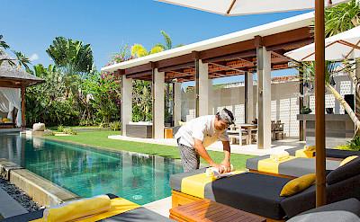 Villa Poolside