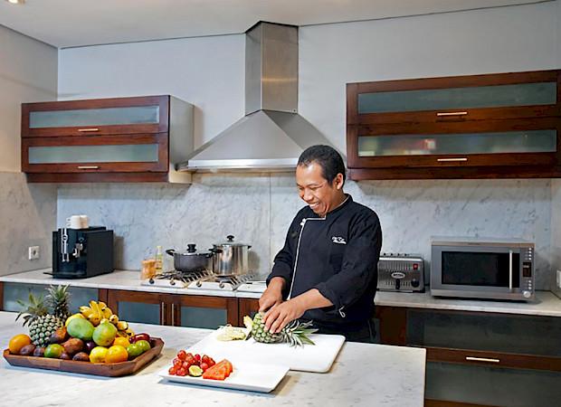 Villa Inhouse Chef
