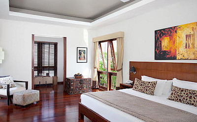 Villa Upstairs Guest Bedroom